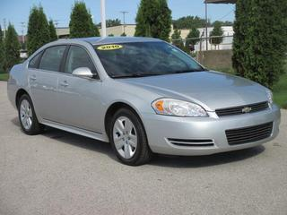 2010 Chevrolet Impala Sedan for sale in Muskegon for $12,900 with 53,395 miles.
