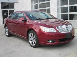 2010 Buick LaCrosse Sedan for sale in Muskegon for $19,900 with 47,970 miles.