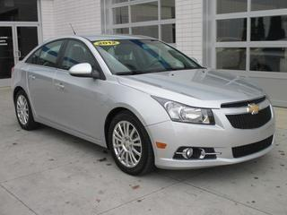 2012 Chevrolet Cruze Sedan for sale in Muskegon for $13,900 with 67,538 miles.