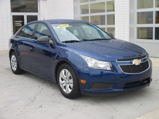 2012 Chevrolet Cruze Sedan for sale in Muskegon for $13,900 with 18,813 miles.