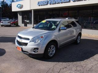 2010 Chevrolet Equinox SUV for sale in Laconia for $22,900 with 31,684 miles.