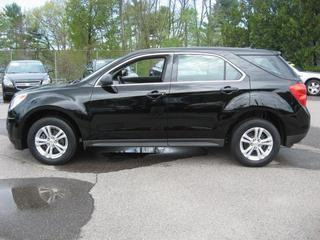 2011 Chevrolet Equinox SUV for sale in Laconia for $19,900 with 48,063 miles.