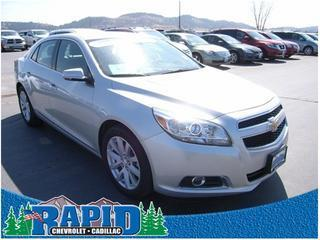 2013 Chevrolet Malibu 2LT Sedan for sale in Rapid City for $20,988 with 23,296 miles.