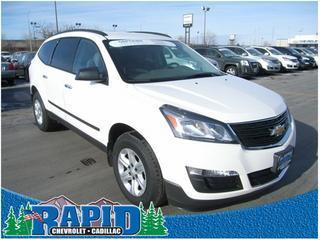2013 Chevrolet Traverse SUV for sale in Rapid City for $29,988 with 9,592 miles.