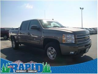 2012 Chevrolet Silverado 1500 LTZ Crew Cab Pickup for sale in Rapid City for $36,988 with 18,892 miles.