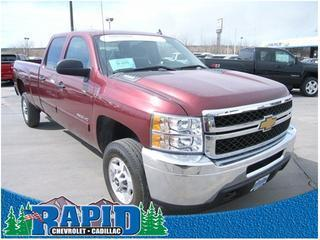 2013 Chevrolet Silverado 2500 LT Crew Cab Pickup for sale in Rapid City for $36,988 with 13,344 miles.