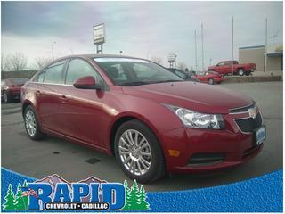 2013 Chevrolet Cruze Sedan for sale in Rapid City for $18,988 with 21,445 miles.