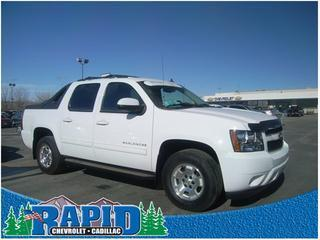 2011 Chevrolet Avalanche Crew Cab Pickup for sale in Rapid City for $32,988 with 10,122 miles.