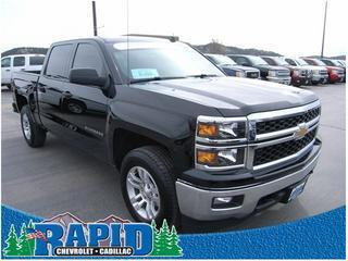 2014 Chevrolet Silverado 1500 LT Crew Cab Pickup for sale in Rapid City for $39,988 with 1,689 miles.