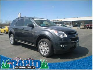 2010 Chevrolet Equinox LT SUV for sale in Rapid City for $22,988 with 48,510 miles.
