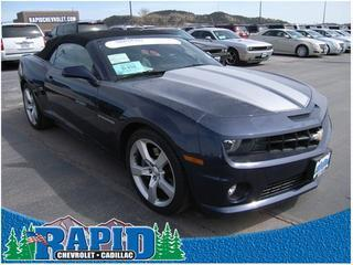 2011 Chevrolet Camaro 2SS Convertible for sale in Rapid City for $30,988 with 36,366 miles.
