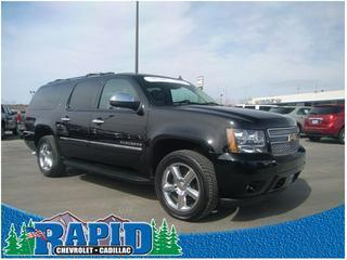 2011 Chevrolet Suburban SUV for sale in Rapid City for $42,000 with 61,266 miles.