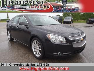 2011 Chevrolet Malibu Sedan for sale in Cadillac for $16,995 with 61,515 miles.