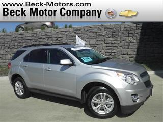 2012 Chevrolet Equinox SUV for sale in Pierre for $23,988 with 25,001 miles.