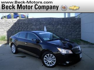 2013 Buick LaCrosse Sedan for sale in Pierre for $27,988 with 17,237 miles.