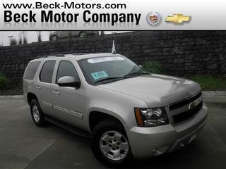 2014 Chevrolet Tahoe SUV for sale in Pierre for $42,988 with 27,023 miles.