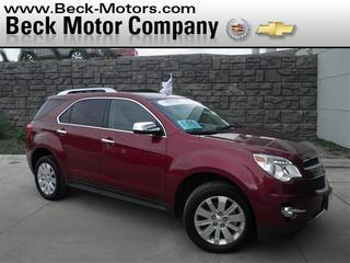 2010 Chevrolet Equinox SUV for sale in Pierre for $21,988 with 36,244 miles.