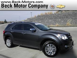 2010 Chevrolet Equinox SUV for sale in Pierre for $20,988 with 64,336 miles.