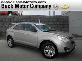 2013 Chevrolet Equinox SUV for sale in Pierre for $24,988 with 7,977 miles.