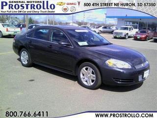 2014 Chevrolet Impala Limited LS Sedan for sale in Huron for $21,900 with 15,416 miles.