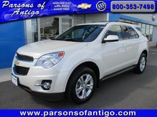 2012 Chevrolet Equinox SUV for sale in Antigo for $22,995 with 22,079 miles.