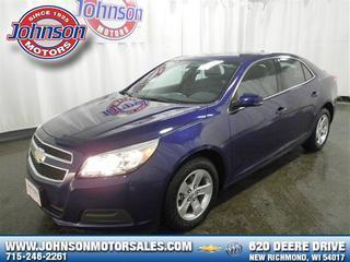 2013 Chevrolet Malibu Sedan for sale in New Richmond for $18,900 with 12,400 miles.