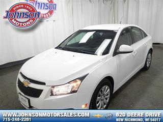2011 Chevrolet Cruze Sedan for sale in New Richmond for $14,489 with 32,507 miles.