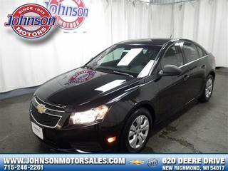 2012 Chevrolet Cruze Sedan for sale in New Richmond for $14,489 with 24,008 miles.