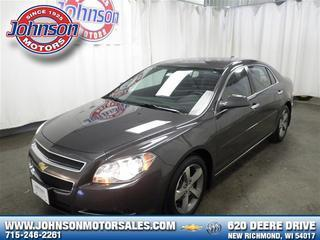 2012 Chevrolet Malibu Sedan for sale in New Richmond for $16,989 with 29,843 miles.