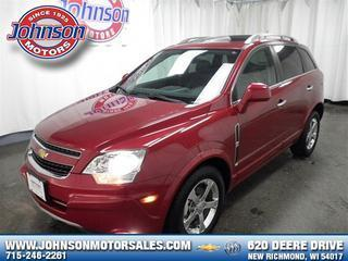 2013 Chevrolet Captiva Sport SUV for sale in New Richmond for $20,989 with 13,387 miles.