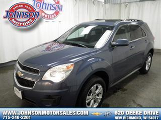 2011 Chevrolet Equinox SUV for sale in New Richmond for $20,489 with 30,096 miles.