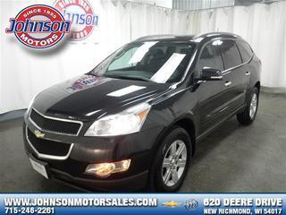 2011 Chevrolet Traverse SUV for sale in New Richmond for $22,989 with 40,288 miles.