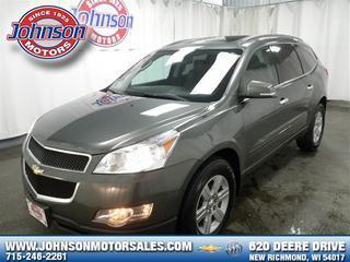 2011 Chevrolet Traverse SUV for sale in New Richmond for $26,489 with 51,971 miles.
