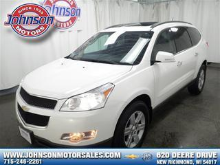 2011 Chevrolet Traverse SUV for sale in New Richmond for $26,989 with 45,754 miles.