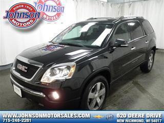 2011 GMC Acadia SUV for sale in New Richmond for $28,989 with 29,529 miles.