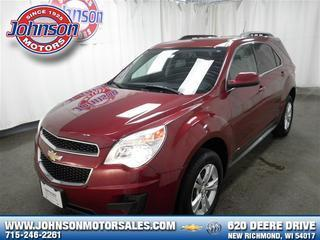 2011 Chevrolet Equinox SUV for sale in New Richmond for $19,989 with 31,617 miles.