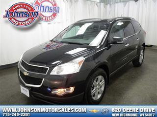 2011 Chevrolet Traverse SUV for sale in New Richmond for $27,989 with 35,059 miles.