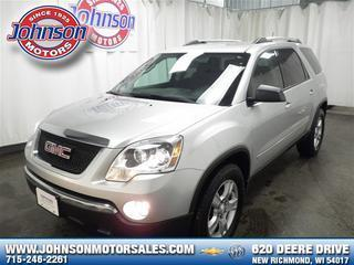2011 GMC Acadia SUV for sale in New Richmond for $25,989 with 44,088 miles.