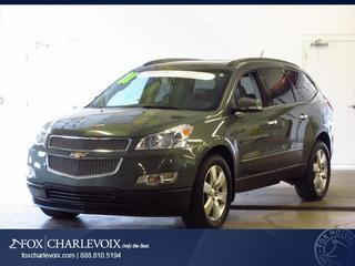 2011 Chevrolet Traverse SUV for sale in Charlevoix for $24,871 with 61,570 miles.