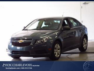 2012 Chevrolet Cruze Sedan for sale in Charlevoix for $13,791 with 13,596 miles.