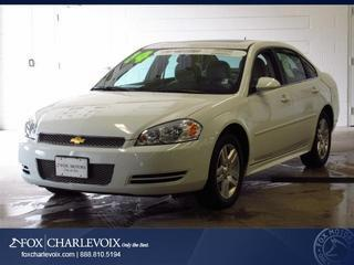 2014 Chevrolet Impala Limited Sedan for sale in Charlevoix for $15,895 with 12,226 miles.