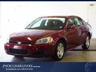 2011 Chevrolet Impala Sedan for sale in Charlevoix for $12,582 with 63,780 miles.