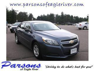2013 Chevrolet Malibu Sedan for sale in Eagle River for $18,347 with 24,848 miles.