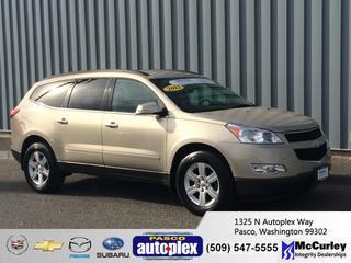 2012 Chevrolet Traverse SUV for sale in Pasco for $28,952 with 38,998 miles.