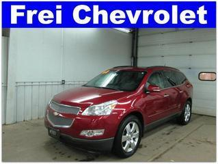 2012 Chevrolet Traverse SUV for sale in Marquette for $30,708 with 20,970 miles.