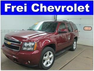 2008 Chevrolet Tahoe SUV for sale in Marquette for $28,686 with 67,700 miles.