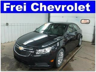 2011 Chevrolet Cruze Sedan for sale in Marquette for $12,847 with 35,085 miles.