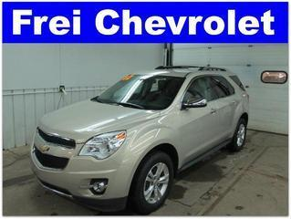 2012 Chevrolet Equinox SUV for sale in Marquette for $23,072 with 28,487 miles.