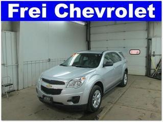2012 Chevrolet Equinox SUV for sale in Marquette for $18,483 with 61,334 miles.