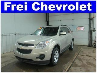 2011 Chevrolet Equinox SUV for sale in Marquette for $18,255 with 66,320 miles.